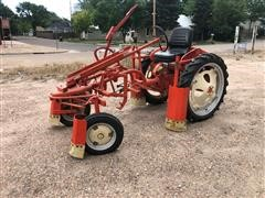 1949 Allis-Chalmers G Orchard Tractor