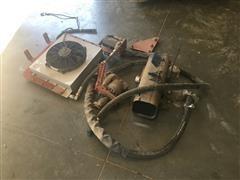 Case IH 1250 PTO Pump & Cooler