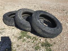 BF Goodrich 275/80R24.5 Truck Tires