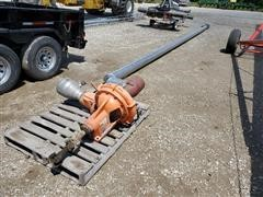 Berkeley B4JRMBH Water Pump B62321 & 40' Suction Pipe