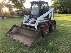 Bobcat 863 C-Series Skid Loader W/Bucket