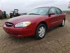 2003 Ford Taurus SEL Car