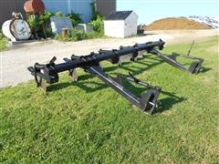 DMI/Case International Leveling Mulcher For Chisel Plow