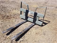 Douglas Skid Steer Forks