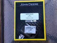 John Deere 568 Round Baler Parts Catalog