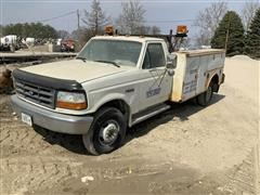 1994 Ford F350 Service Truck