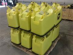 John Deere Planter Vacuum Hoppers