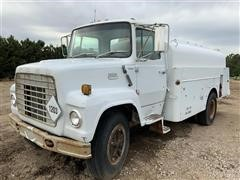1976 Ford LN750 S/A Fuel Truck