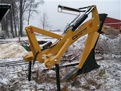 2015 Soil-Max Gold Digger Stealth ZD Drainage Tile Plow