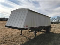1997 Neville 24' S/A Grain Trailer