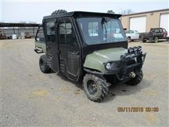 2009 Polaris Ranger Crew 700 Side-By-Side UTV