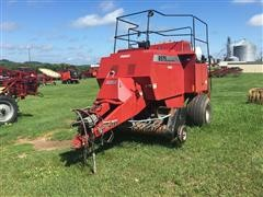 2000 Case International 8575 Silage Special Square Baler