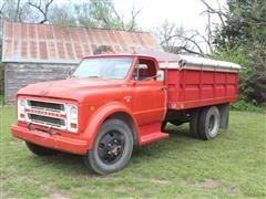 1968 Chevrolet C40 S/A Grain Truck