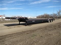 2004 TRAIL-EZE 80RG44 T/A Drop Deck Trailer