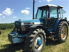 1994 Ford 8340 MFWD Tractor