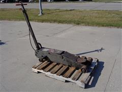 Gray 20000 Lb Heavy Duty Floor Jack
