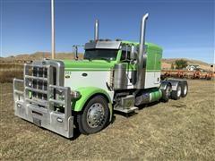 2015 Peterbilt 389 Tri/A Truck Tractor