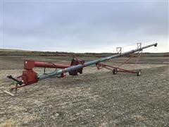 Peck 1004-71 Auger W/Swing Out Hopper