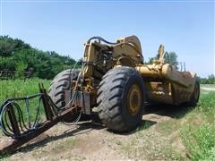 Caterpillar 631C Pull-Type Scraper