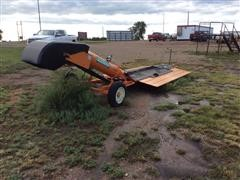 Batco PS1800 Drive Over Unloading Auger