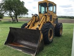 John Deere 544 Wheel Loader