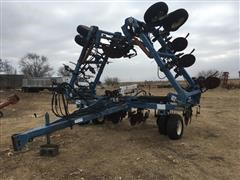 Dalton DW 6040 Pull Type Anhydrous Ammonia Applicator