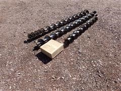 """Sudenga 8"""" Replacement Auger Kit For Feed Delivery Box"""