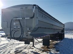 2011 Trail King ASH 3 5272 Tri/A Live Bottom Trailer