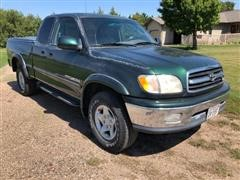 2000 Toyota Tundra Limited 4x4 Extended Cab Pickup