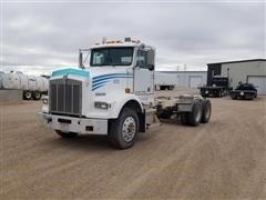 1993 Kenworth T800 T/A Cab & Chassis