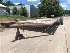Donahue AC T/A Flatbed Trailer