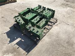 2015 John Deere Split Row Unit Frame Extensions