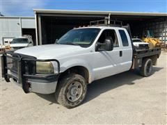 2006 Ford F250 Super Duty 4WD Extended Cab Pickup