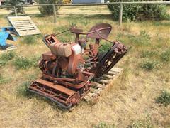 Toro Antique Riding Lawn Mower