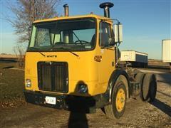 1983 Volvo White Truck Tractor