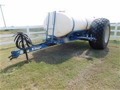 Kinze 1600SK 1600 Gallon Fertilizer Trailer