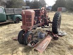 Farmall 400 Deisel 2WD Tractor