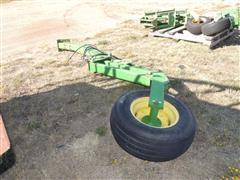 John Deere Hydraulic Lift Assist Wheel