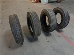 Michelin XDA Energy 275/80R22.5 Truck Tires