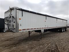 2012 Wilson DWBT-600 Patriot Tri/A 52' Aluminum Belt Trailer