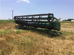 John Deere 930R 30' Rigid Header