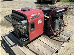 Honda & Powermate Portable Generators