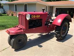 1936 CO-OP 2 2WD Tractor