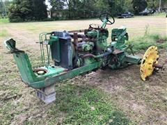 1967 John Deere 3020 Gas Power Shift 2WD Parts Tractor