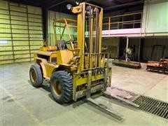 Baker-York FGU40 All-Terrain Forklift