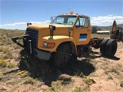 1997 Ford F8000 Cab & Chassis W/Blade