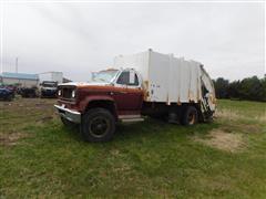 1981 Chevrolet C6500 Garbage Truck