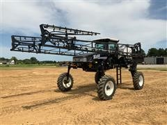 2018 GVM Mako 450 Self-Propelled Sprayer