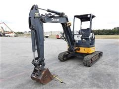 2013 John Deere 35G Mini Excavator