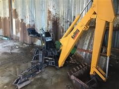 Kelley 870B Backhoe Attachment